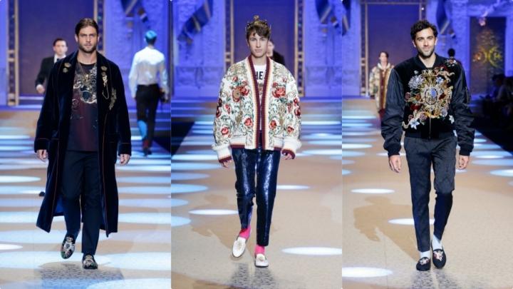 El Desfile de Dolce & Gabbana que Conquistaron losLatinos