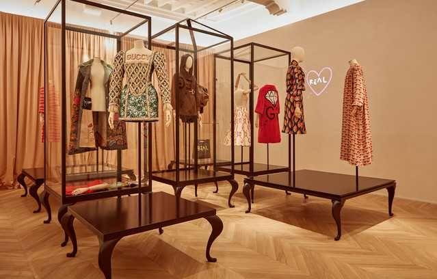 Gucci Inaugura el Gucci Garden en el Palazzo dellaMercanzia