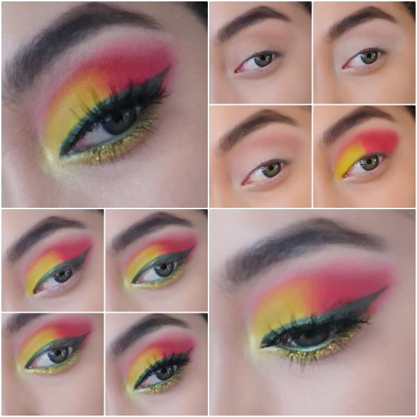 Maquillaje Paso a Paso: Tonalidadescoloridas