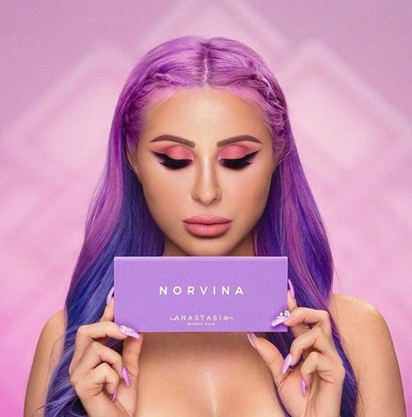 Norvina Palette by ABH: La Paleta más Especial de Anastasia BeverlyHills