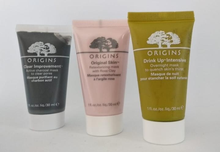Mix & Mask: Renueva tu piel con este trío de mascarillas deOrigins