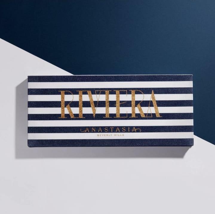 Riviera, la nueva paleta de Anastasia BeverlyHills