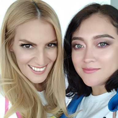 avon y grazia beauty bloggers