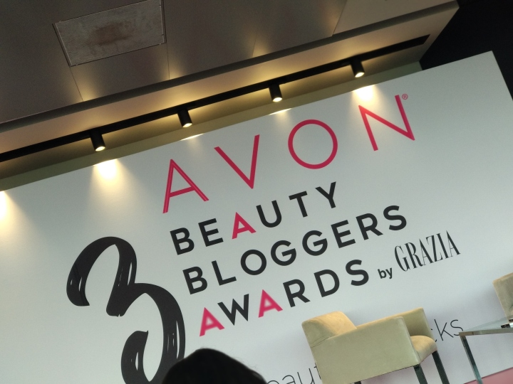 Todo lo que se vivió en los 3er. AVON Beauty Bloggers Awards by Grazia #MyBeautyBlogRocks