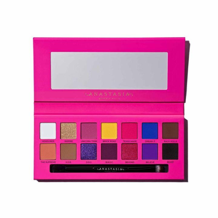 Anastasia Beverly Hills x Alyssa Edwards: La paleta de sombras más drag  #ABHxAlyssaEdwards