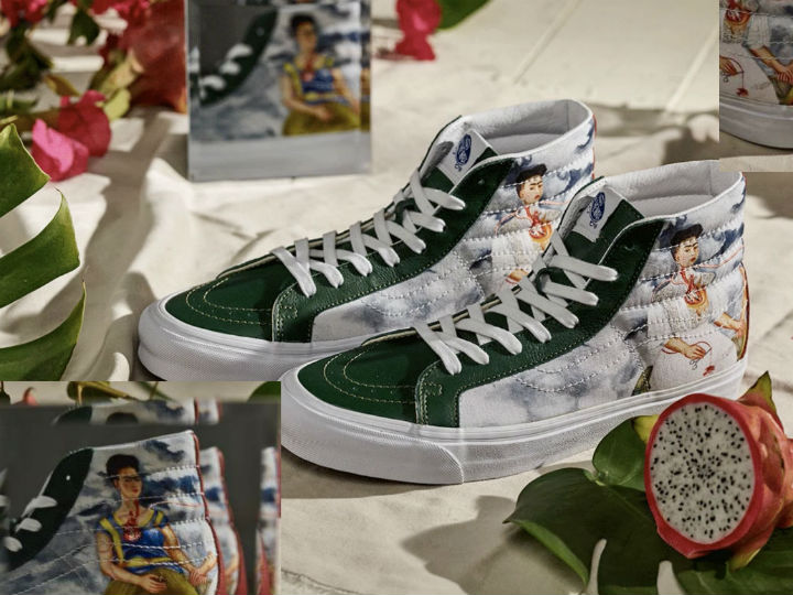 Vans x Frida Kahlo: La colección inspirada en Frida que teencantará