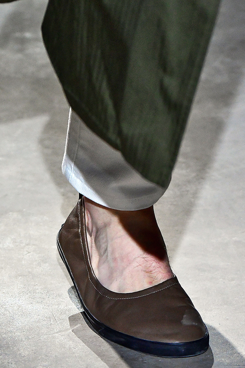 Dries Van Noten : Details - Paris Fashion Week - Menswear Spring/Summer 2020