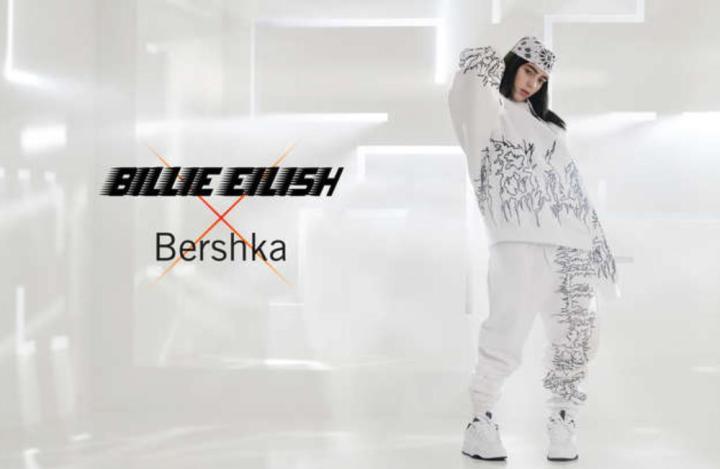 Bershka lanza una colección exclusiva con Billie Eilish y ya está a laventa