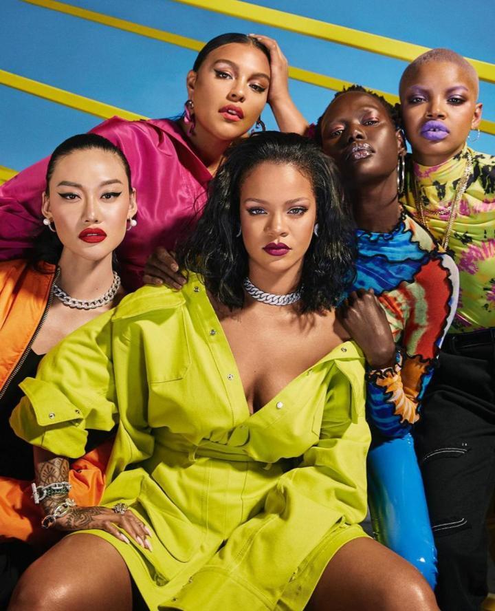 Rihanna llega al otro lado del mundo con FentyBeauty