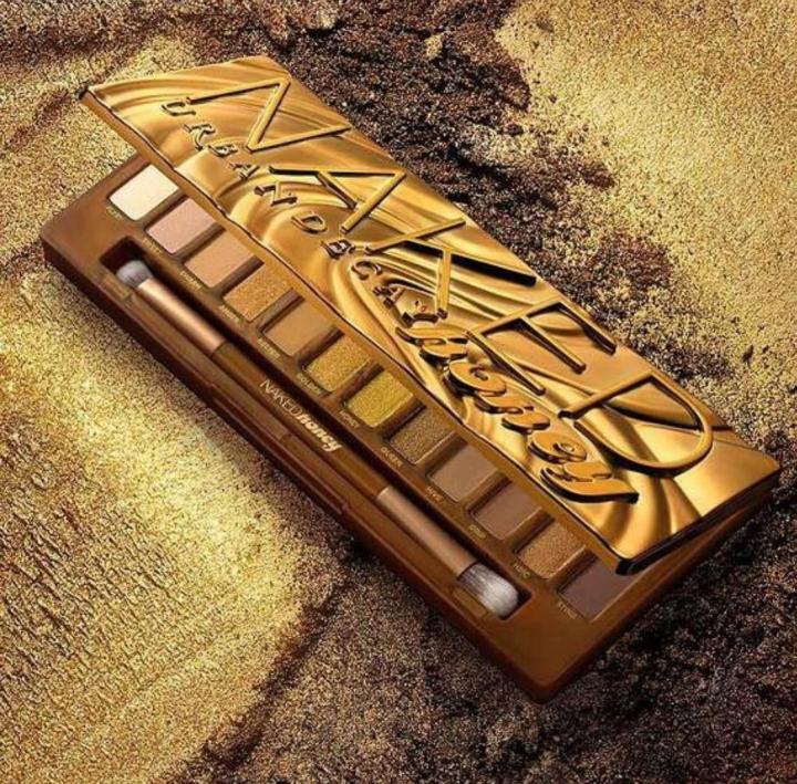 Naked Honey: La nueva paleta de Urban Decay