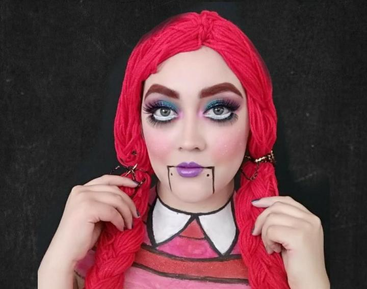 Ideas de Maquillajes para Halloween para Salir delApuro