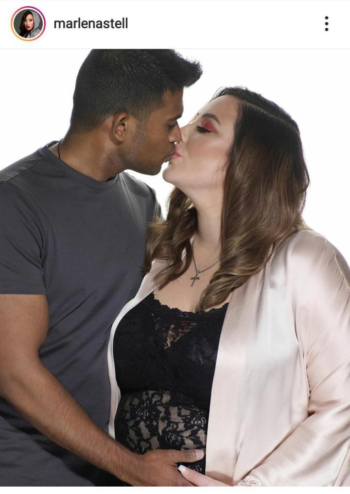 marlena stell embarazada