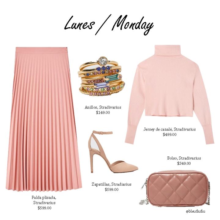 Cinco looks para inspirar tus outfits de lasemana