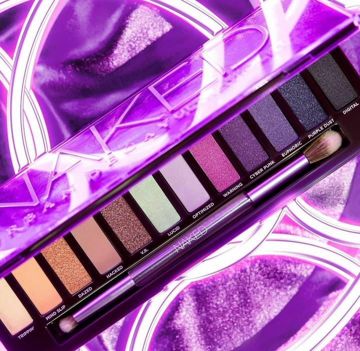 Ultraviolet Naked