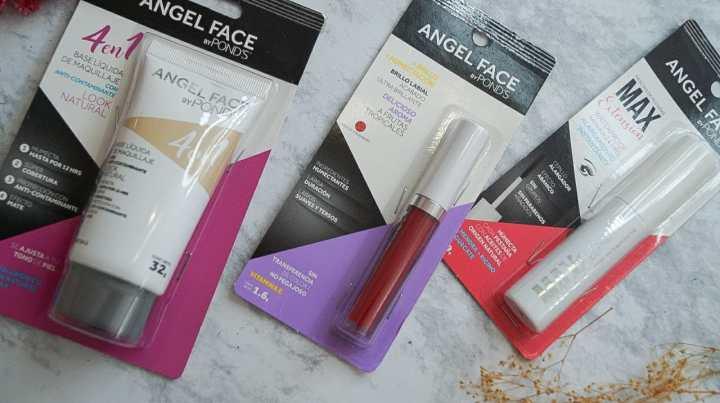 Angel Face de Pond's extiende su línea de maquillaje con estos productos que debesprobar
