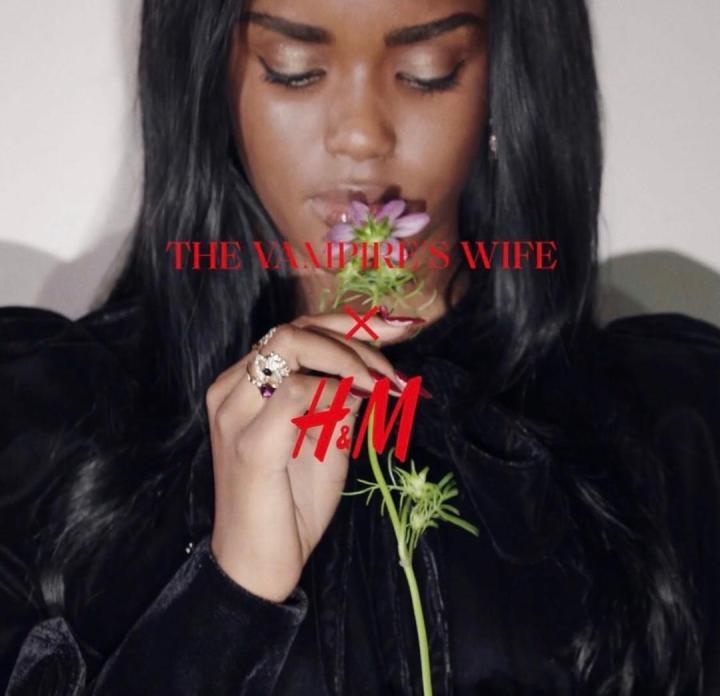 The Vampire's Wife x H&M: La colección gótica más romántica de latemporada