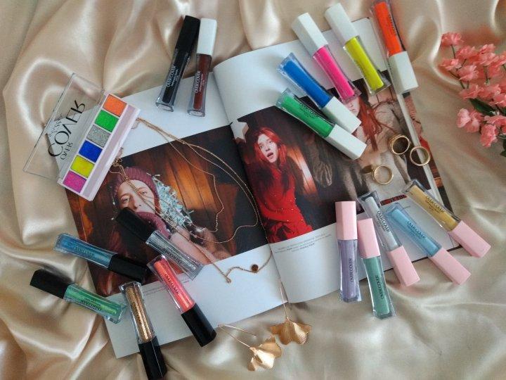 Si eres fanática de los delineadores de colores, debes probar los de OverCover