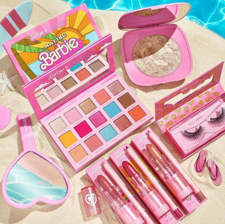 Barbie x ColourPop: La colección ideal para laplaya