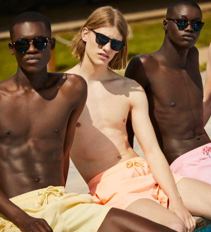 Lefties beachwear man collection: Spring Summer2021