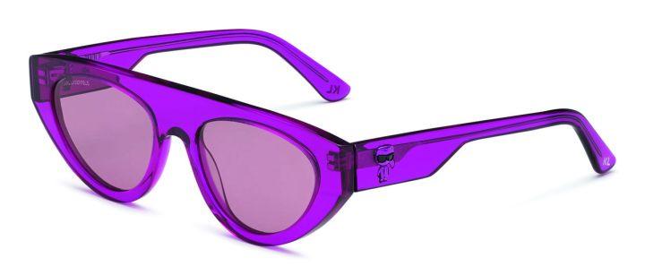"""Karl Lagerfeld presenta """"IKONIK METALLIC"""" un nuevo modelo de la colección de gafas de primavera-verano 2021"""