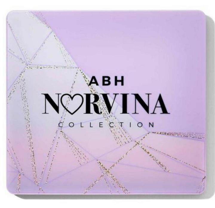 Norvina Vol. 5: Un toque de lila para nuestros ojos con esta bellapaleta