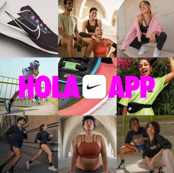 La Nike App llega a México con acceso personalizado a lo mejor deNike