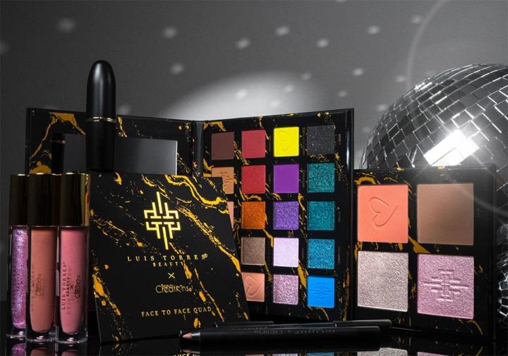 Luis Torres x Beauty Creations: La colección más esperada delaño
